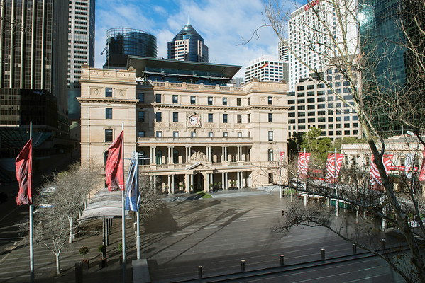Customs House, Sydney