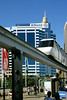 Monorail on Pyrmont Bridge
