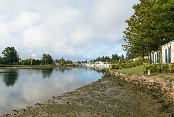 Port Fairy on the Moyne RIver