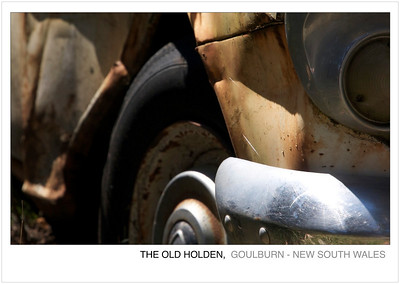 OLD HOLDEN