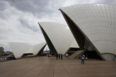 Sydney - Opéra (carrelé)