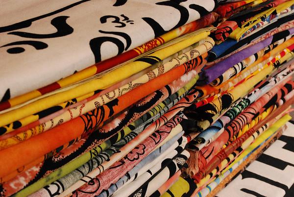 cloth at the Naschmarkt