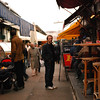 Marc at the Naschmarkt