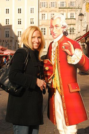 Christine and Mozart