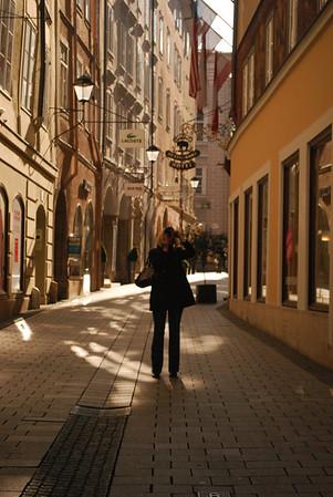 Christine in Salzburg