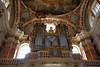 organ at St. James Cathedral, Innsbruck, Austria.