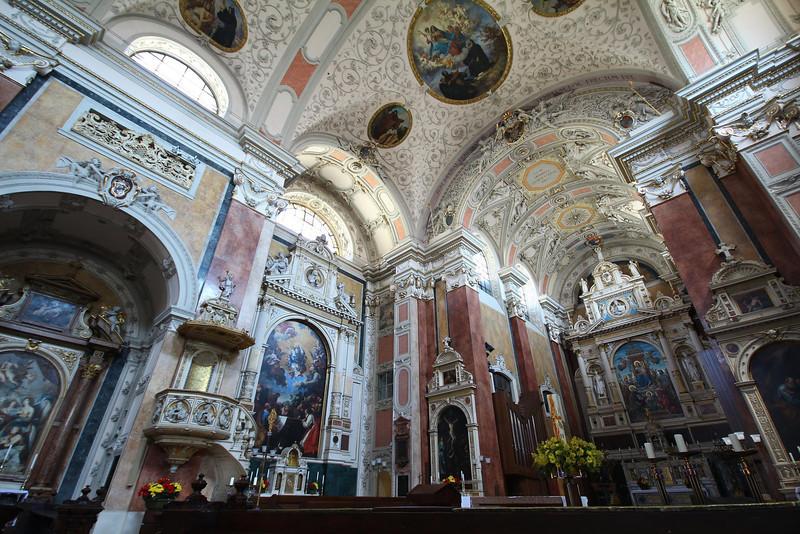 Schottenkirche, Vienna.