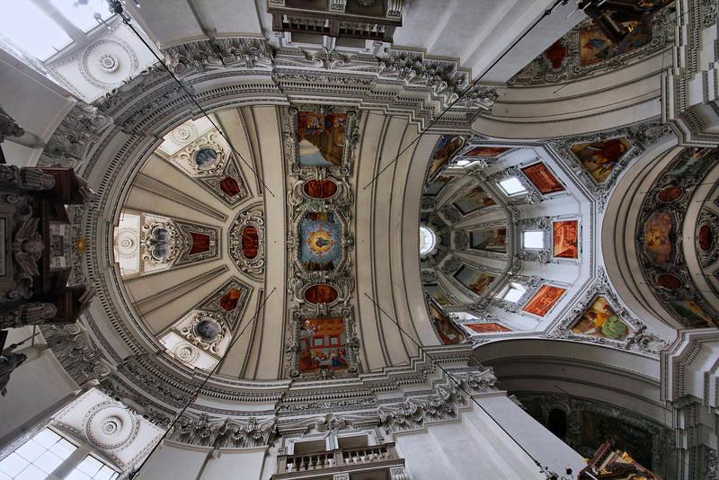 Salzburg Cathedral.