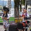 Salzburg - street performers