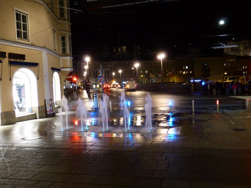 Salzburg - fountains