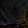 Star trails and international travel