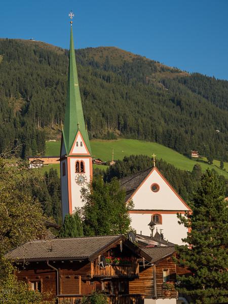 Alpbach Church