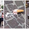 Fallen idols ... Innsbruck