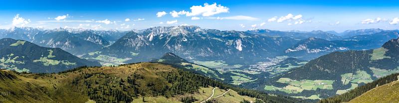 Karwendel  & Brandenberg Alps