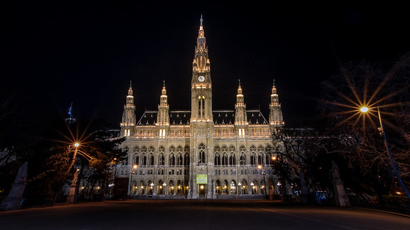 Vienna Townhall