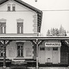 Trainstation in Mariazell