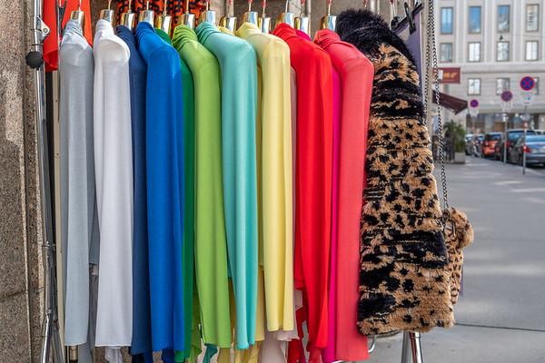 Rainbow Shirts