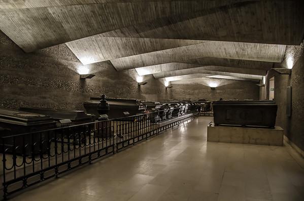 Kapuzinergruft (Imperial Vault)