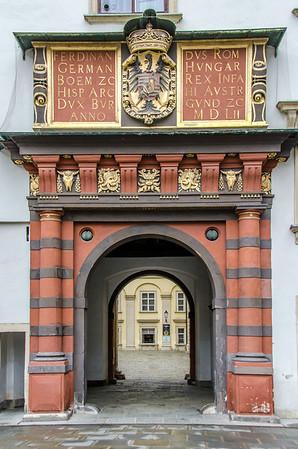 Hofburg (Imperial Castle): Swiss Gate