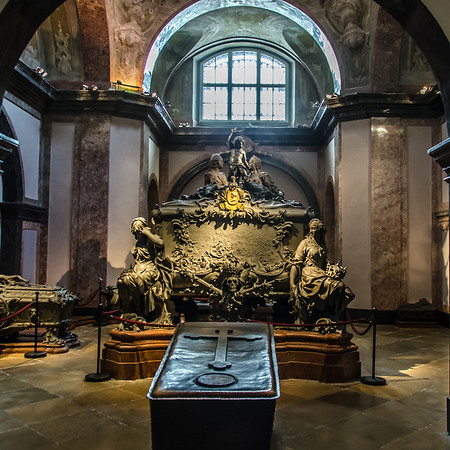 Kapuzinergruft (Imperial Vault): Maria Theresia
