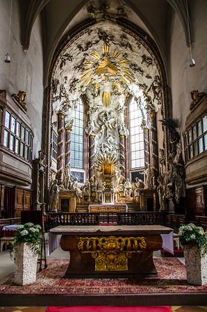 Michaeler Church