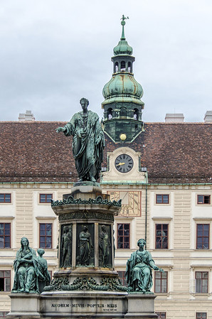 Hofburg (Imperial Castle): Court