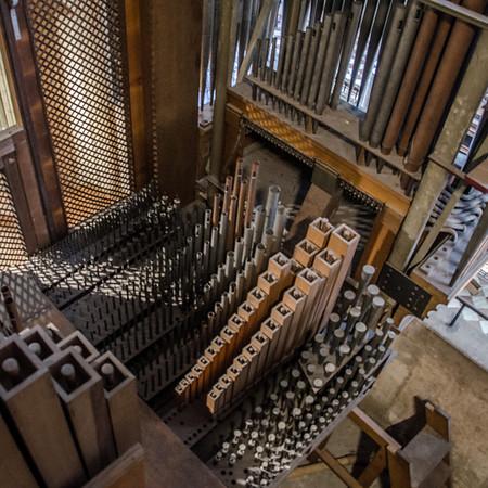St. Stephens Cathedral: Organ