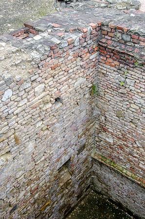 Roman Walls under the Michaeler Place