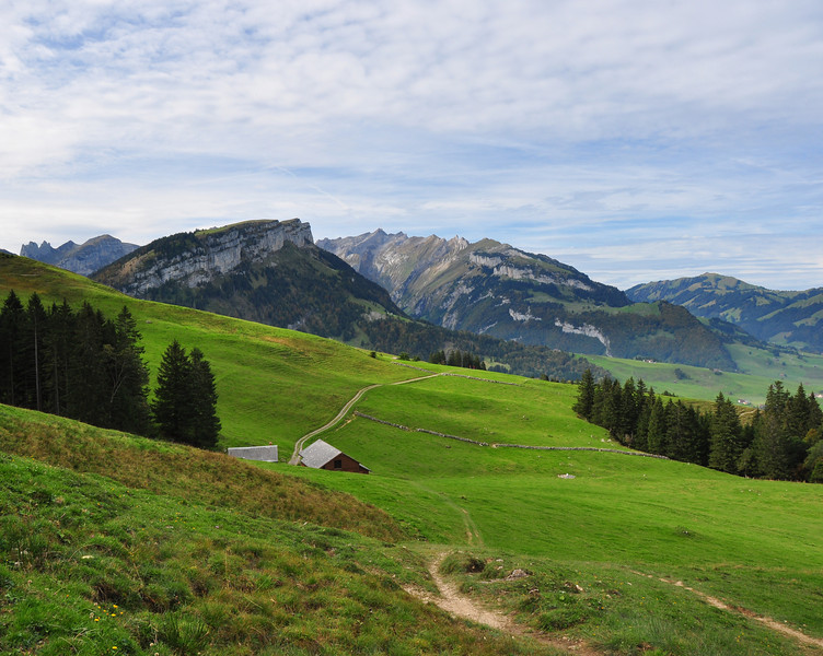 Switzerland - Fall 2009