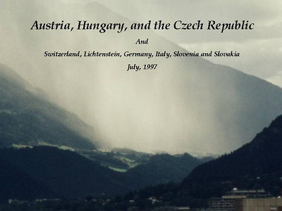 Austria, Hungary and the Czech Republic Photos