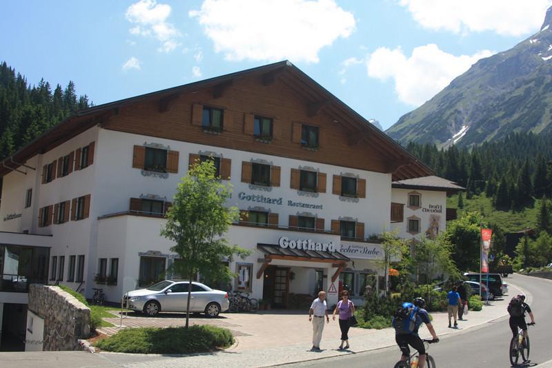 Our Hotel in Austria
