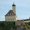 Castle along the Danube, between Melk and Krems