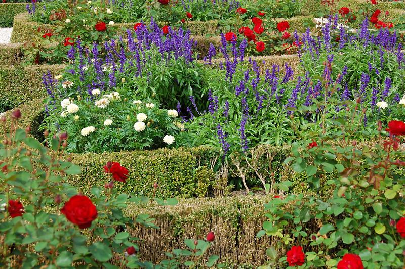 Schloss Mirabell gardens