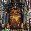 Inside Stephansdom