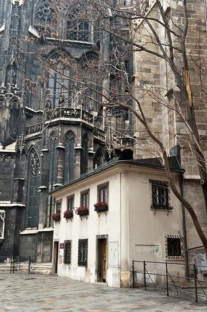 собор Святого Стефана, детали