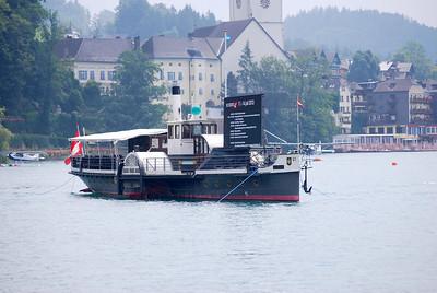 1873 paddle steamer 'Kaiser Franz Josef'