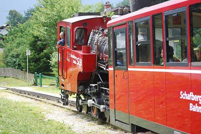 Schafbergbahn, St Wolfgang