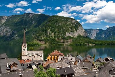 Salzburg and Lake district