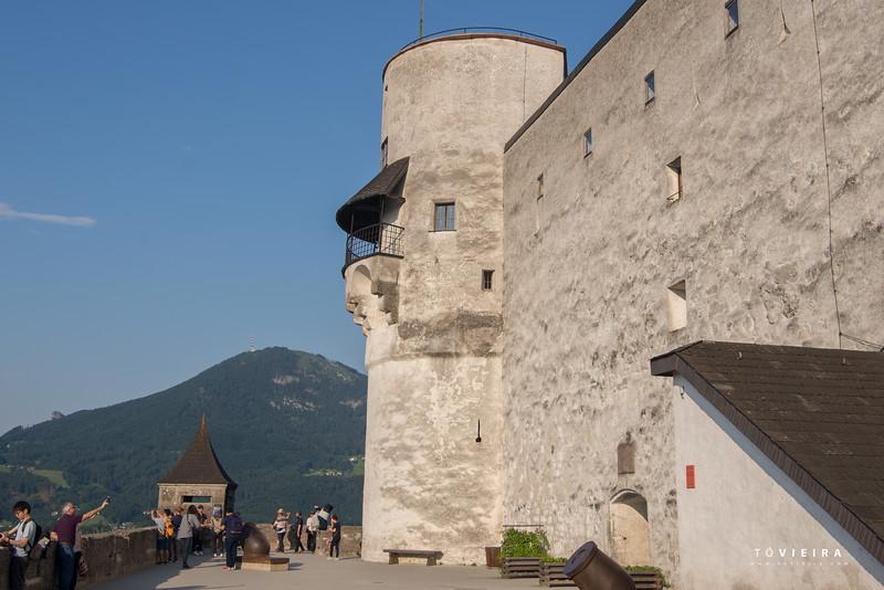 Fortaleza de Hohensalzburg, Salzburgo, Austria