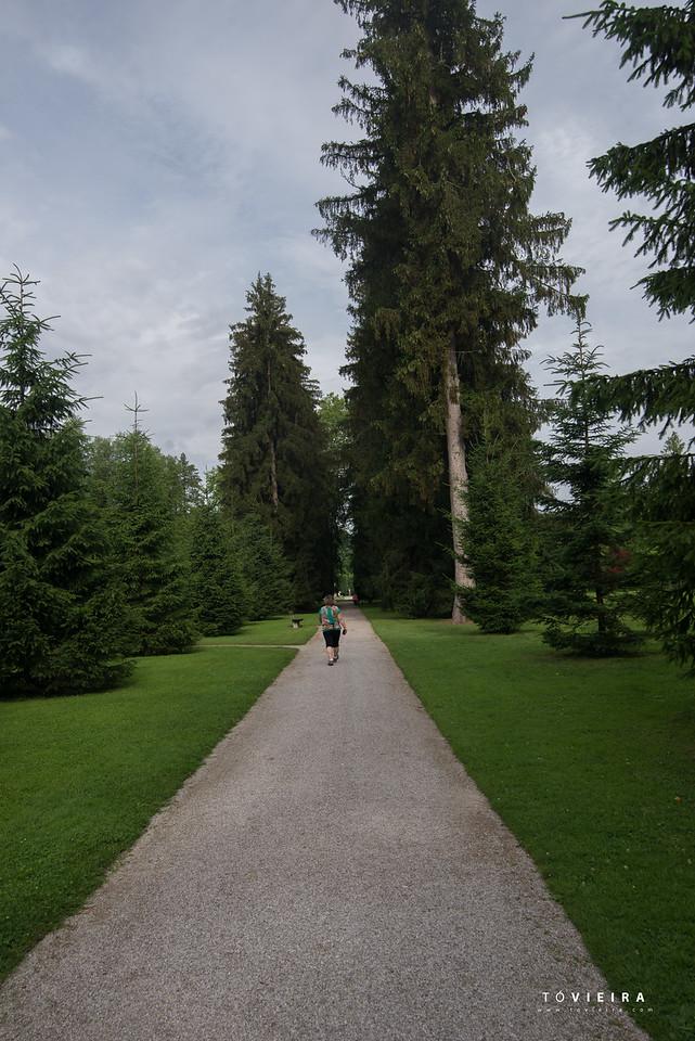 Hellbrunn, Salzburgo, Austria