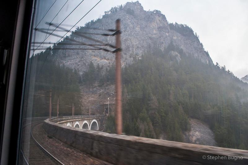 Semmering Railway Austria