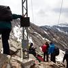 Summit of Hangerer (3,021 metres)