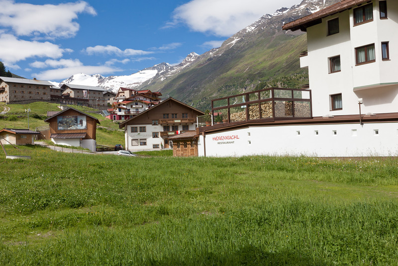Walk 1 from Obergurgl