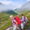 Walk 5 - Fiegl Alp to Hildesheimer hutte