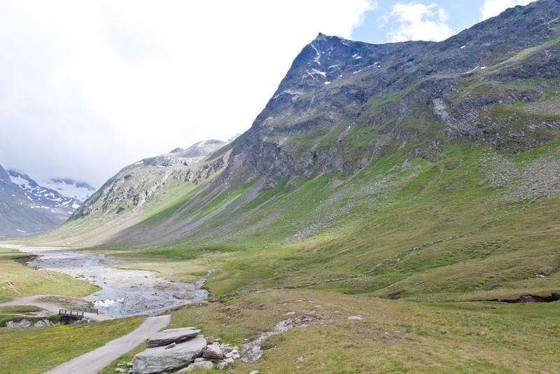 View of Hangerer from Schonwieshutte