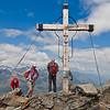 The summit - Rotkogel (2,892 metres)