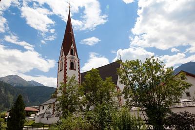 Umhausen church