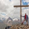 Wildes Mannle summit (3,019 metres)