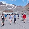 Walk 6 from the Tiefenbach glacier