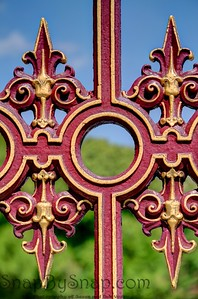 Detail of a gate